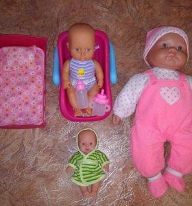 Игрушки для девочки.