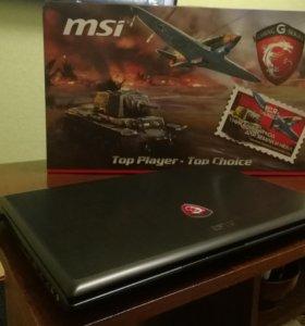 Игровой ноутбук MSI GE 60 Apache 2pl