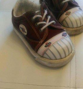 Обувь детская 23р