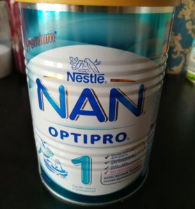 Смесь NAN optipro 1
