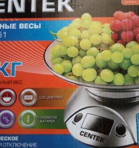 Весы кухонные с чашей CT-2451