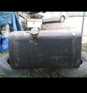 Бак топливный Маз объем 500литров