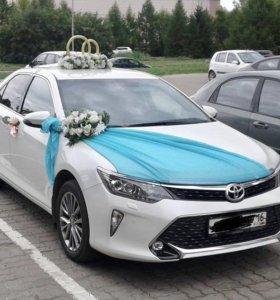 Аренда авто с водителем Тайота Камри