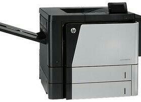 Мощный лазерный принтер нр м 806
