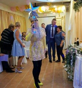 Ведущий и ведущая на мероприятия(свадьбы ,юбилеи