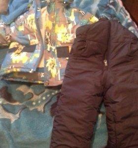 Куртка штаны