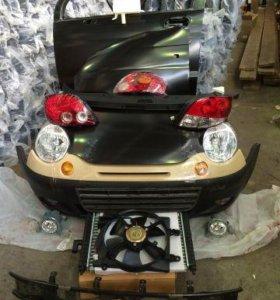 Запчасти в Наличии Daewoo Matiz Ноускат