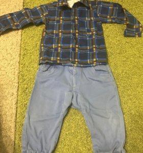 Штанишки и рубашка