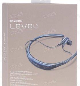 Bluetooth стереогарнитура Samsung Level U чёрный
