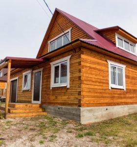 Дом, 109 м²
