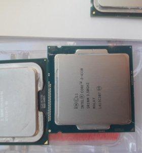 Intel core разные