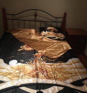 Шёлковый комплект постельного белья