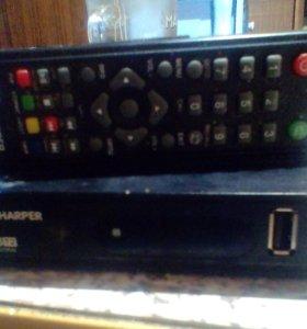 ТВ приставка HARPER