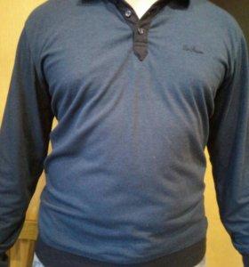 Рубашка трикотажная XL