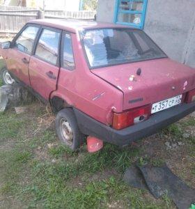 ВАЗ (Lada) 21099, 1994