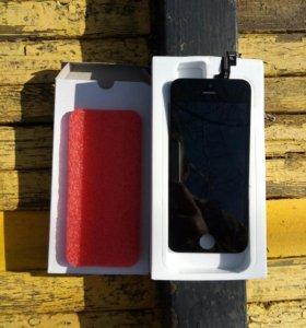 Модуль дисплей айфон 5s