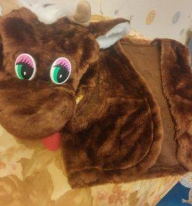Новогодний костюм Бычок