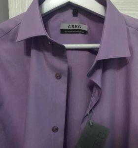 Рубашка (сорочка мужская) новая