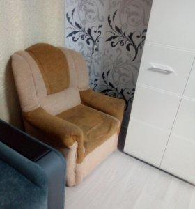 Диван+кресло для дачи