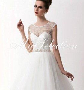 Супер красивое свадебное платье