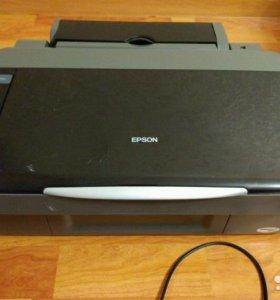 Epson cx3900 c СНПЧ