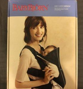 Рюкзак-переноска BabyBjörn Original