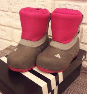Сапоги детские Adidas оригинал.