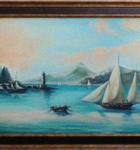 Картина маслом Айвазовский