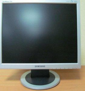 Монитор 17 дюймов SAMSUNG 710n