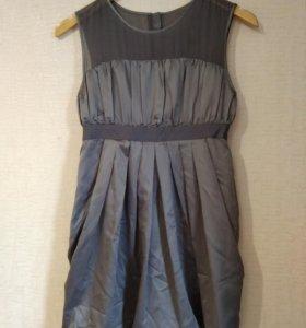 Платье-балон для девочки на рост 150-160 см