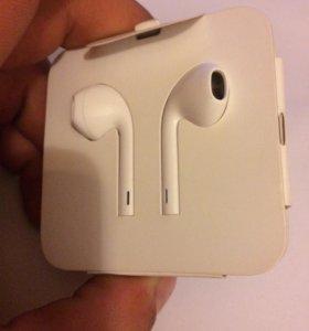 Наушники от iPhone X