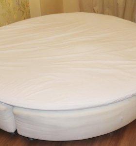 Круглая кровать ИКЕА