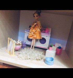 Кукла и мебель