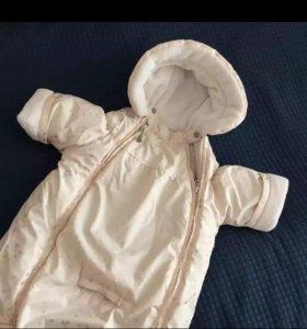 Комбез для новорожденного