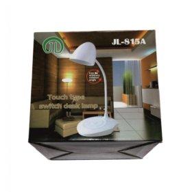 Светодиодная лампа (питание от USB + аккумулятор)