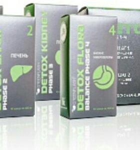 Detox Детокс- чистка организма