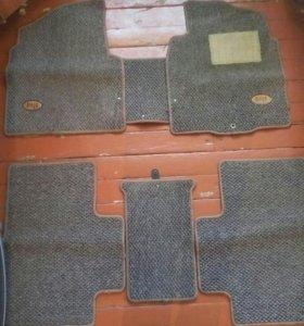 коврики Митсубиси динго мераж