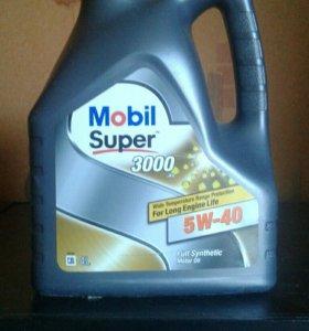 Моторное масло MOBIL 4л 5w 40