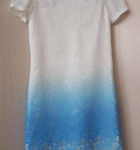 Платье фирмы Deloras