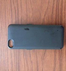 Чехол зарядка на iPhone se срочно цена на 3 дня