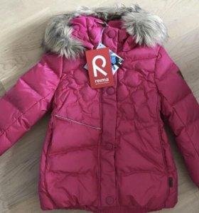 Куртка reima для девочек