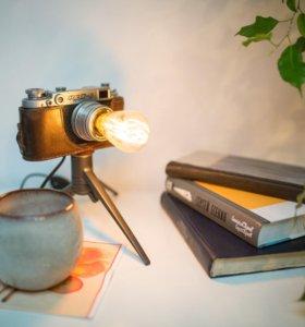 ФЭД-2 фотоаппарат-лампа лофт
