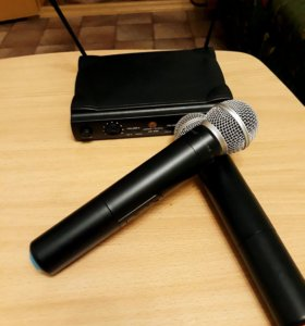 Радио микрофоны.