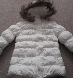 Куртка 128см, осень-весна