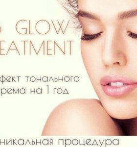 Процедура BB GLOW (эффект тонального крема на 1год