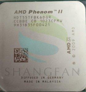 Шестиядерный процессор Amd Phenom ii x6 1055t