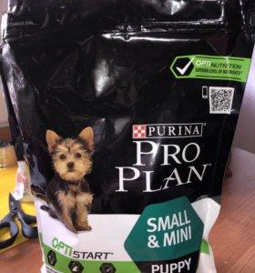 Pro Plan puppy с курицей 280г