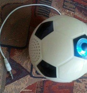 Динамик мяч