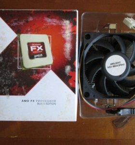 Процессор AMD FX-6300