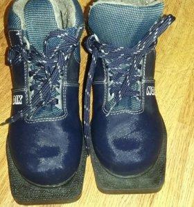 Ботинки лыжные Nordik р.34